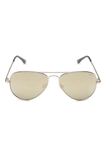 Unisex Aviator UV Protected Sunglasses - NIDS2500C26SG