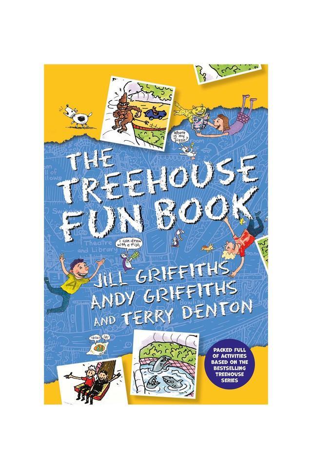 The Treehouse Fun Book (Treehouse Fun Books)