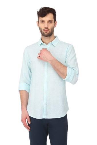 UNITED COLORS OF BENETTON -  Mint Casual Shirts - Main