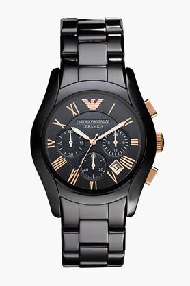 EMPORIO ARMANI Mens Analogue Round Dial Watch - AR1410