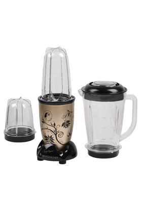 Nutri Blender, Mixer and Grinder with 3 Jars and Seasoning Cap