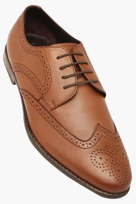 VETTORIO FRATINI Mens Leather Lace Up Derby - 202801976