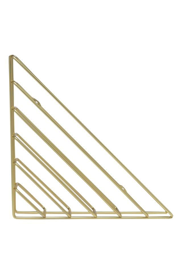 Metallic Wall Rack Organiser