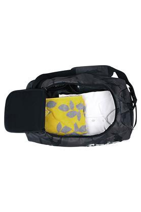 Unisex Zipper Closure Gym Bag