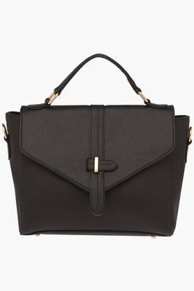 RS BY ROCKY STARWomens Casual Wear Snap Closure Satchel Handbag