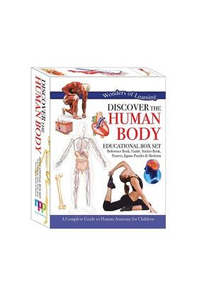Discover The Human Body- Educational Box Set (Wonder of Learning)