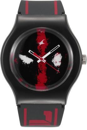 FASTRACKUnisex Analogue Silicone Watch - 204169253_9999