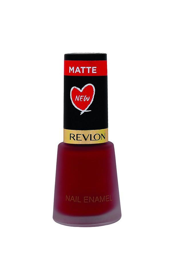 Womens Matte Nail Enamel