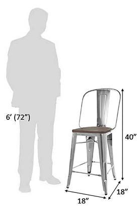 Grey Tommen Chair