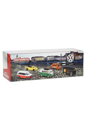 Unisex Volkswagen Collection Toy Vehicle Set of 5