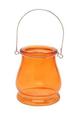 IVY Round Glass Votive With Handle - 203394712_9508