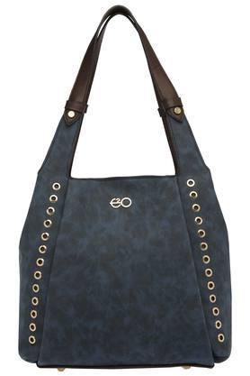 E2OWomens Zipper Closure Shoulder Handbag - 203461122_9308