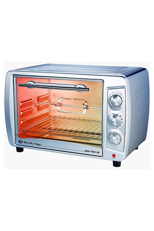 SS Body Microwave Oven- 35 ltr