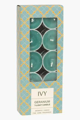 IVY T-Light Geranium Aromatic Candle Pack Of 20