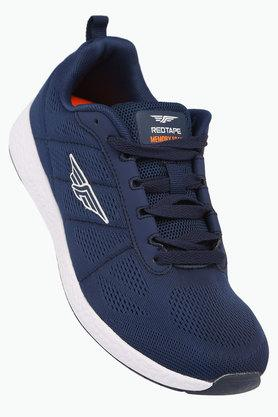 ATHLEISURE Mens Mesh Lace Up Sports Shoes - 203226015