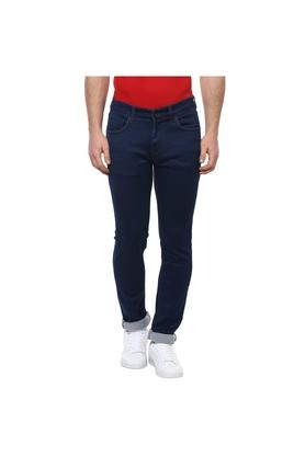ERROR BRANDMens 5 Pocket Coated Jeans