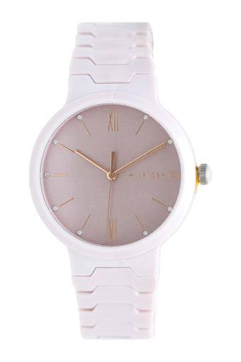 Womens Round Dial Analogue Watch - TH1781957