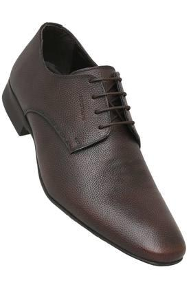 RED TAPE Mens Leather Lace Up Derbys