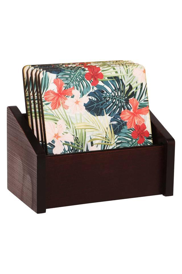 Tropical Coaster - Set Of 6