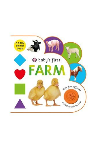 Baby's First Sound Book: Farm