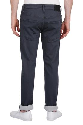 Mens 5 Pocket Rinse Wash Jeans (Matt Fit)