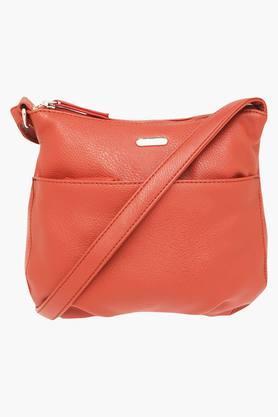 LAVIEWomens Snap Closure Sling Bag - 203387669