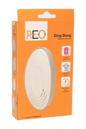 Ding Dong Oval Electronic Door Bell