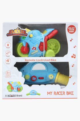 Unisex Remote Control Racer Bike Toy