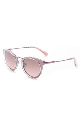 Womens Full Rim Cat Eye Sunglasses - 2201 C1 S