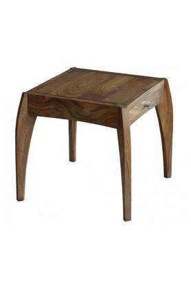 Brown Carey Bed Side Table