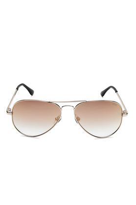 Unisex Aviator Gradient Sunglasses - 2500 - C27