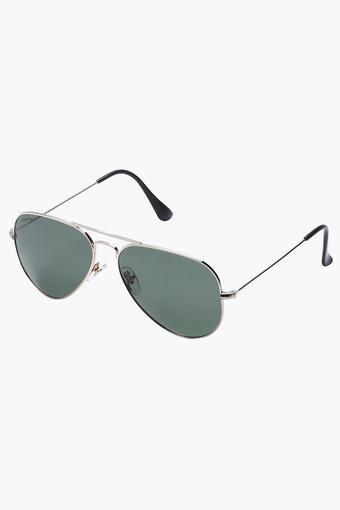 26a96bbc1d Buy FASTRACK Mens Full Rim Aviator Sunglasses - NM165GR8P