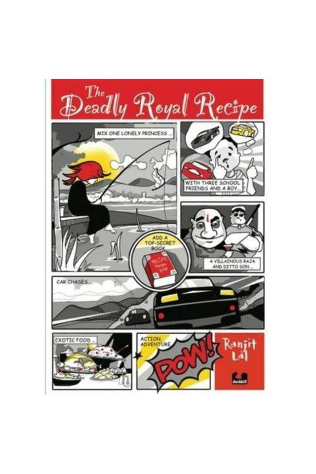 The Deadly Royal Recipe
