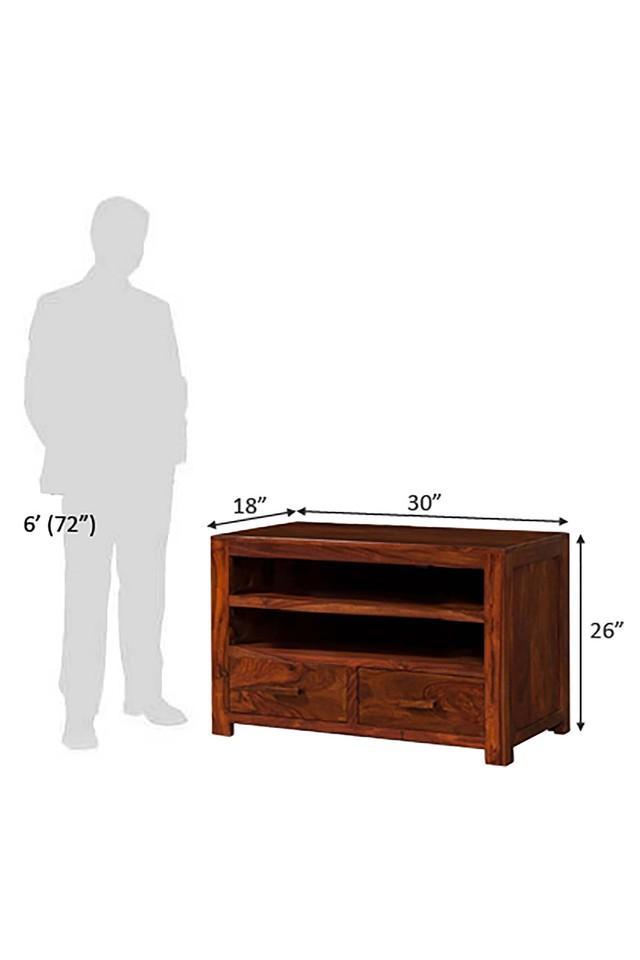 Brown Naomi TV Cabinet Unit