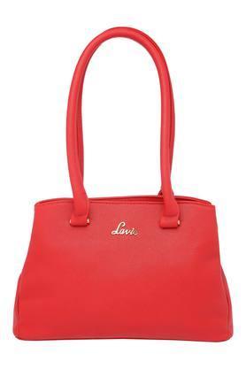 LAVIEWomens Zipper Closure Satchel Handbag - 204117176_9607