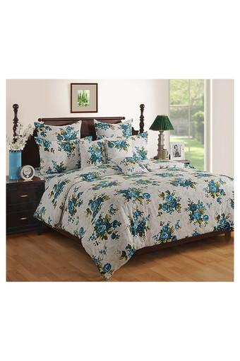 SWAYAM -  Off White Duvet Covers - Main