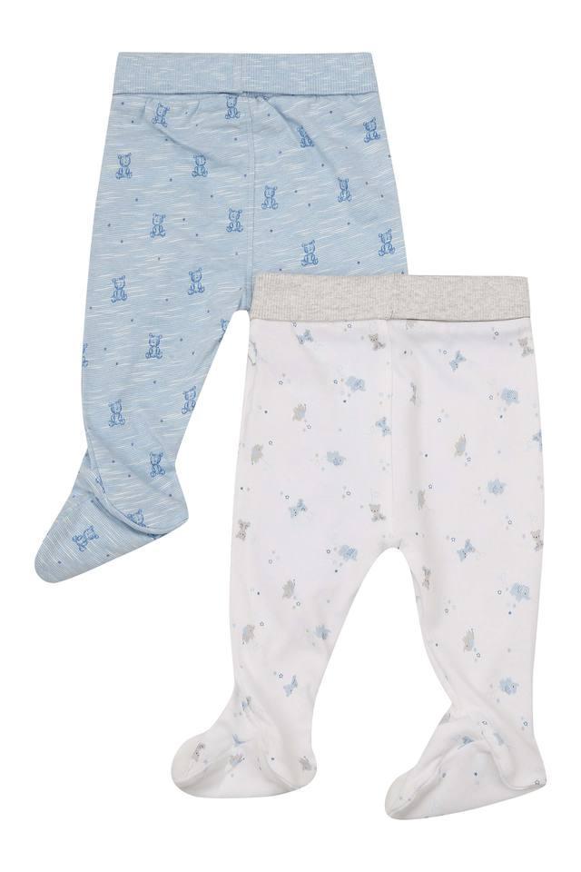 Kids Printed Leggings - Pack of 2