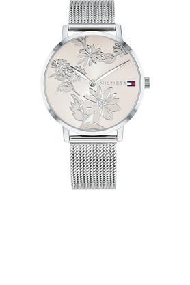 Womens Analogue Metallic Watch - TH1781920