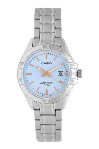 Womens Round Dial Analogue Watch - A1509
