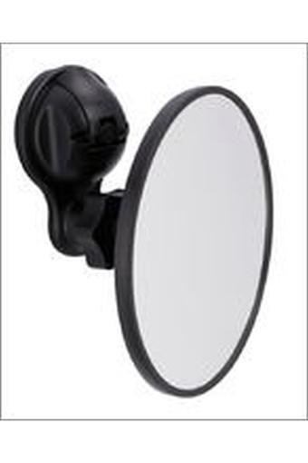 Round Mirror with Suction Cup