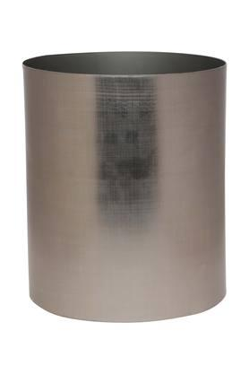 Cylindrical Solid Open Top Dust Bin