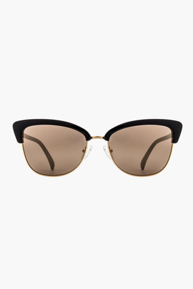 Womens Cat Eye UV Protected Sunglasses - 4148-C01