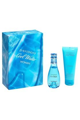 Womens Cool Water EDT and Body Lotion Set