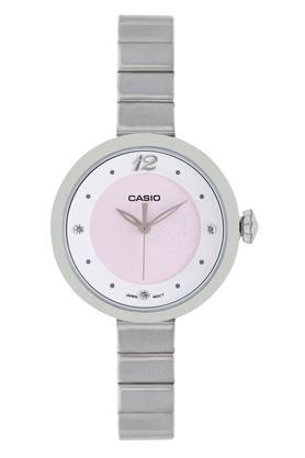 Womens Stainless Steel Analogue Watch - A1492