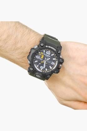 Mens G-Shock Analog-Digital Black Dial Watch - GWG-1000-1A3DR(G652)