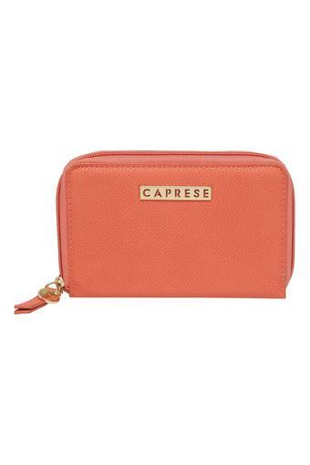CAPRESE -  Coral Wallets & Clutches - Main