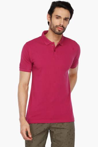 STOP -  FuchsiaT-shirts - Main