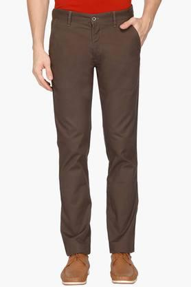 IZOD Mens Slim Fit Solid Chinos - 202954726