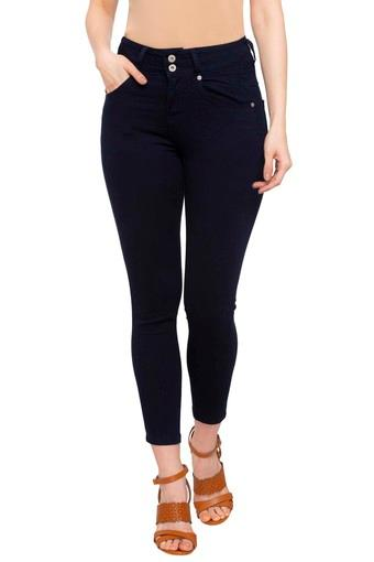 LIFE -  Denim Indigo Dark Jeans & Leggings - Main
