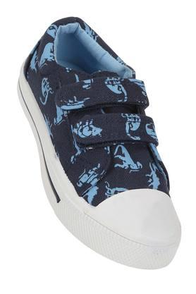 Boys Velcro Closure Sneakers